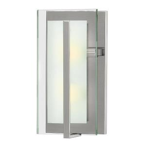 Latitude - 2 Light Wall Sconce in Transitional, Modern Style - 8 Inches Wide by 16 Inches High