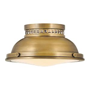 Emery - Two Light Flush Mount