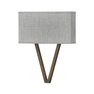 Vector - 32W 1 LED Wall Sconce in Transitional Style - 15 Inches Wide by 18.5 Inches High