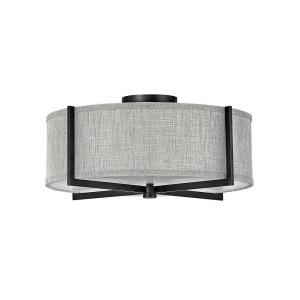 "Axis - 19.5"" 51W 3 LED Medium Semi-Flush Mount"