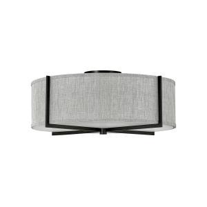 Axis - 25.5 Inch 68W 4 LED Large Semi-Flush Mount