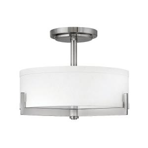 Hayes - Three Light Medium Semi-Flush Mount