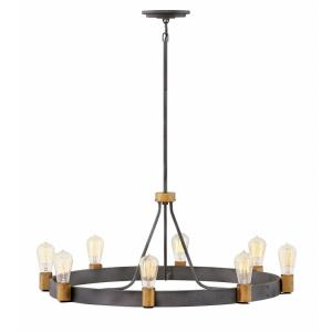 Silas - Eight Light Large Chandelier
