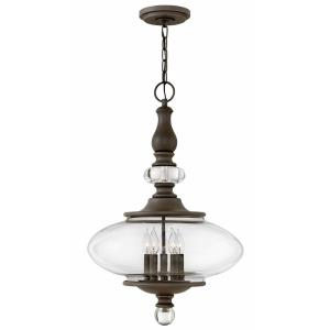 Wexley - Five Light Chandelier in Traditional Style - 18 Inches Wide by 27.5 Inches High