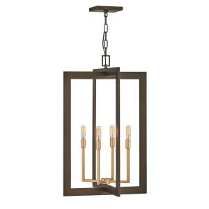 Anders - Four Light Small Chandelier