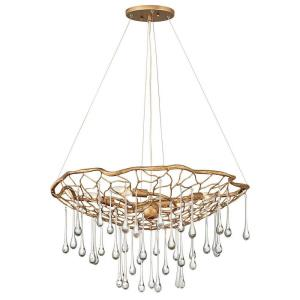 Laguna - Four Light Medium Chandelier