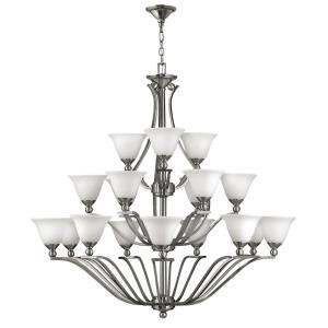 Bolla - 18 Light Extra Large 3-Tier Chandelier
