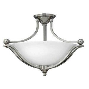 Bolla - 23.25 Inch Semi-Flush Mount