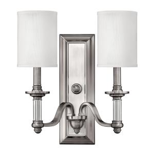 Sussex - 15.75 Inch Two Light Wall Sconce