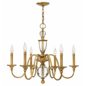 Eleanor - Six Light Chandelier