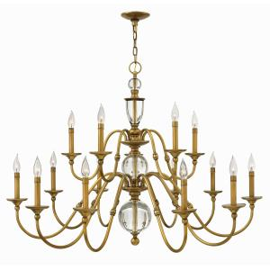 Eleanor - Fifteen Light Chandelier