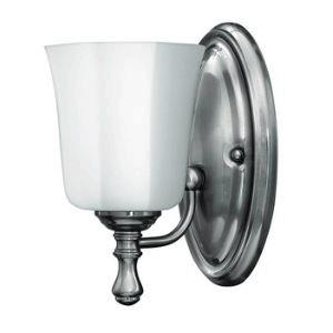 Shelly - Single Light Vanity in Traditional, Coastal Style - 5.5 Inches Wide by 9.5 Inches High