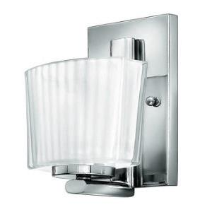 Maeve - One Light Bath Vanity in Transitional, Modern Style - 5.5 Inches Wide by 7 Inches High