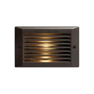 Line Voltage LED Line Voltage Step Lamp - 7.375 Inches Wide by 3.75 Inches High