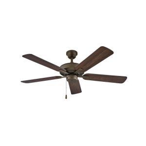 Metro - 52 Inch 5 Blade Ceiling Fan