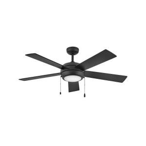 Croft - 52 Inch 5 Blade Ceiling Fan with Light Kit
