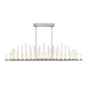 Trinity - 48 Inch 27W 1 LED Linear Chandelier