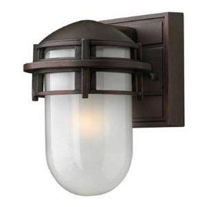 Reef - One Light Small Outdoor Wall Mount