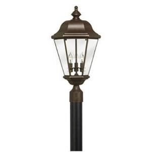 Clifton Park Brass Outdoor Lantern Fixture