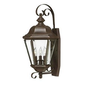Clifton Park Brass Outdoor Lantern Fixture