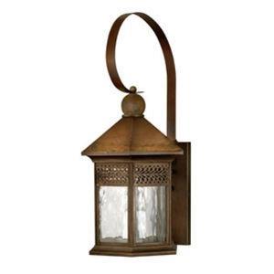 Westwinds Brass Outdoor Lantern Fixture