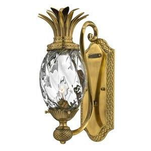 "Plantation - 14.5"" One Light Sconce"