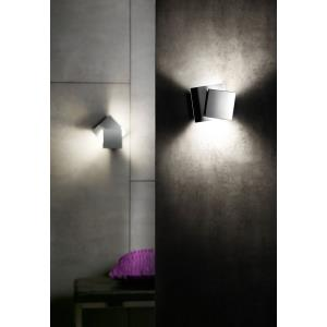 Cubic - 5.9 Inch 17.4W 2 LED Wall Sconce