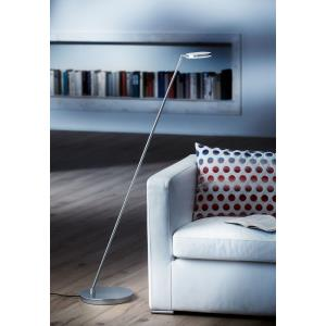 """Glanz - 47.25"""" 14.5W 1 LED Floor Lamp with Movable Arm"""
