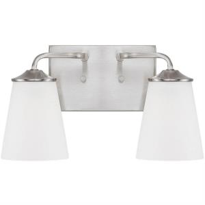 Braylon - Two Light Bath Vanity