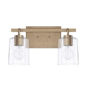Greyson - Two Light Bath Vanity