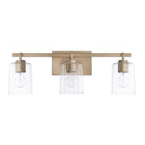 Greyson - Three Light Bath Vanity