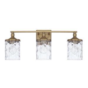 Colton - Three Light Bath Vanity