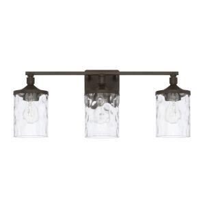 Collier - Three Light Bath Vanity