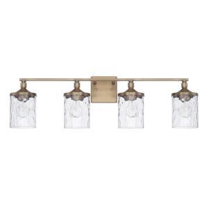Colton - Four Light Bath Vanity