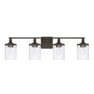 Collier - Four Light Bath Vanity