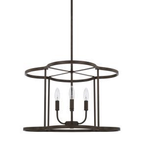 Collier - Four Light Pendant