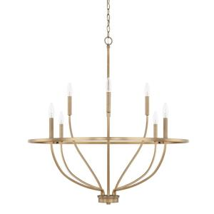 Greyson - Eight Light Chandelier