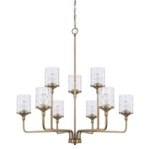 Colton - Nine Light Chandelier