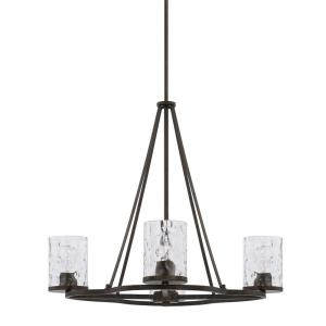 Collier - Four Light Chandelier