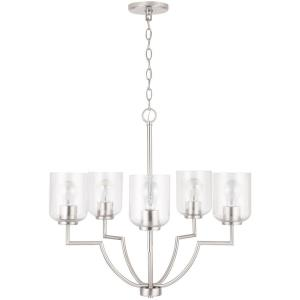 Carter - 5 Light Chandelier