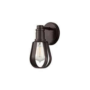 Red Hook - One Light Wall Sconce - 4.75 Inches Wide by 9.25 Inches High