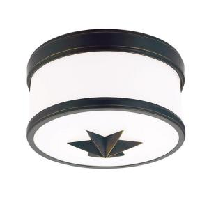 Seneca - One Light Flush Mount