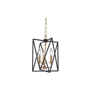 Laszlo 3-Light Pendant - 10.25 Inches Wide by 14 Inches High
