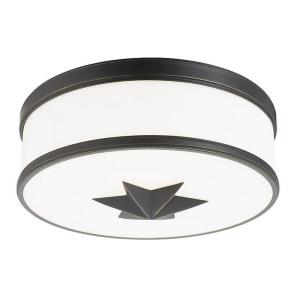 Seneca - Three Light Flush Mount