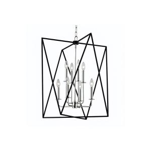 Laszlo 8-W Pendant - 24.5 Inches Wide by 28.75 Inches High