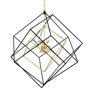 Roundout - 15 Light Pendant