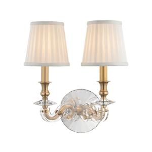 Lapeer - Two Light Wall Sconce