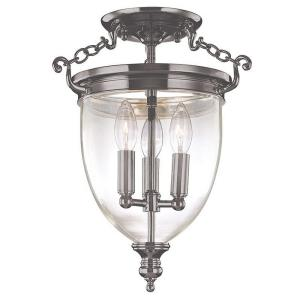 Hanover Collection - Three Light Pendant