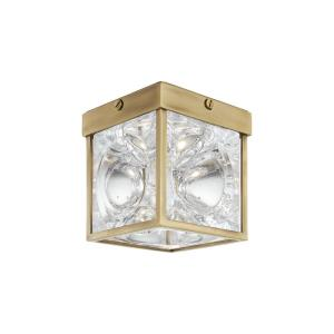 Calvin LED Flush Mount - 5 Inches Wide by 5.5 Inches High