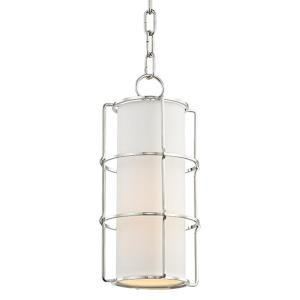 Sovereign 1-Light LED Pendant - 7 Inches Wide by 15.25 Inches High